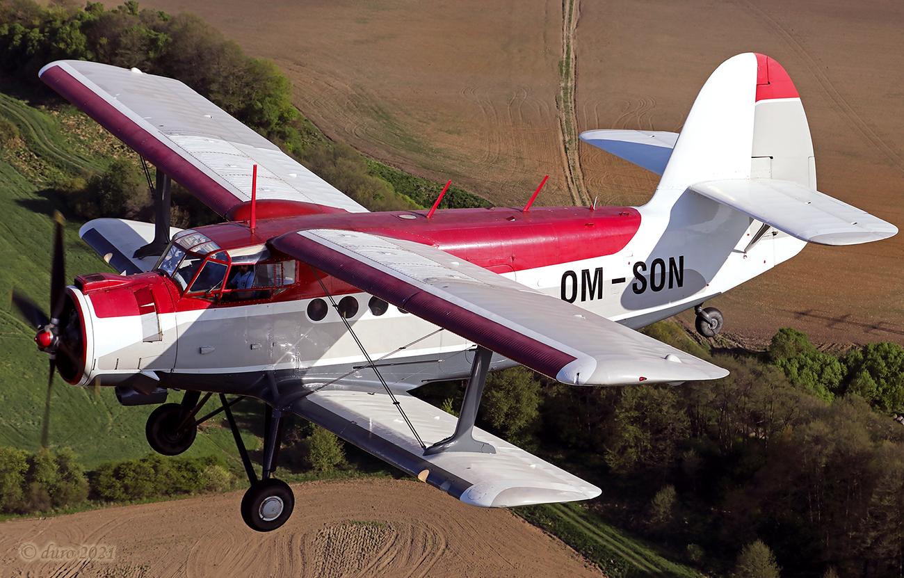 AN2 OM-SON Antonov