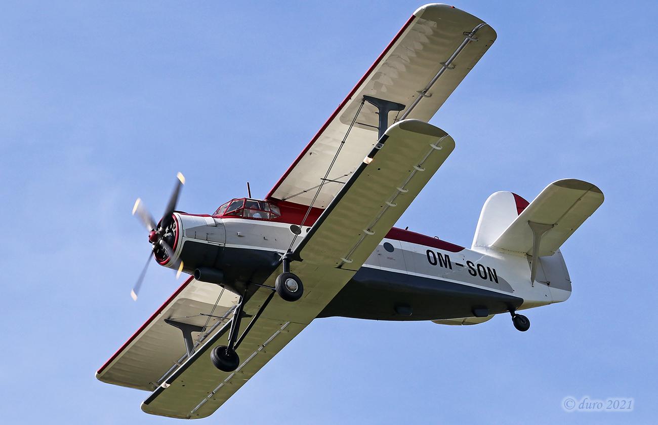 Andula, OM-SON, Antonov An2