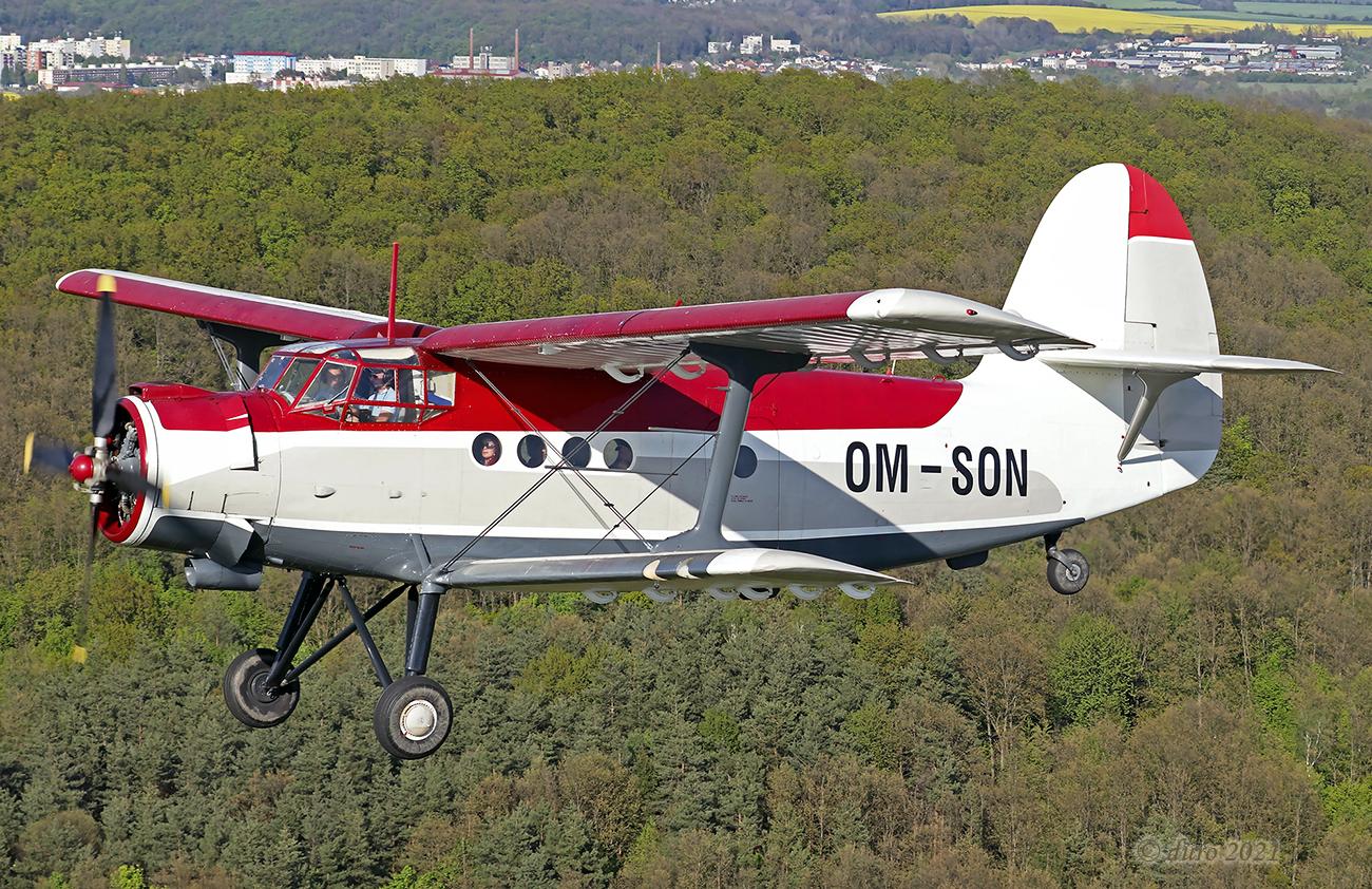 Antonov OM-SON