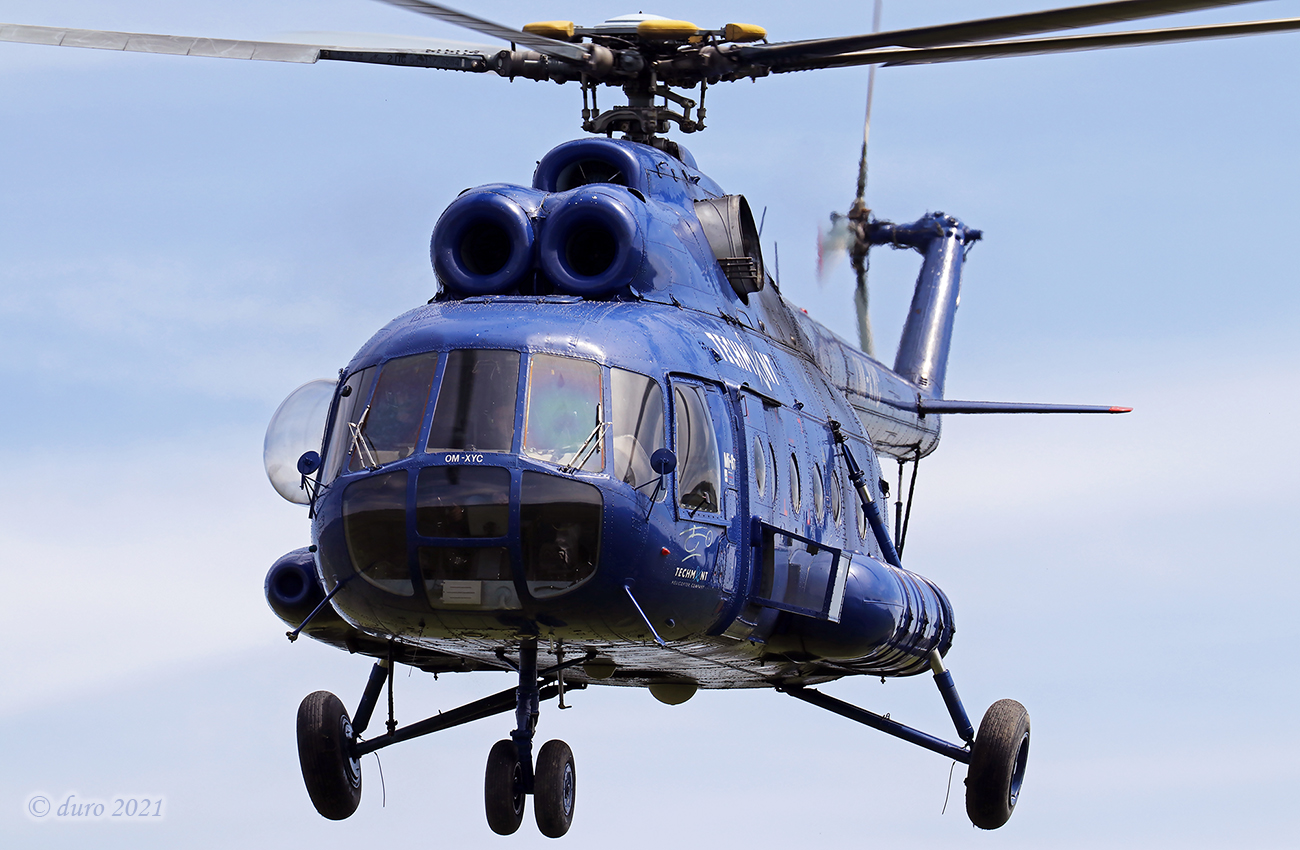 OM-XYC - Mil Mi-8T Hip