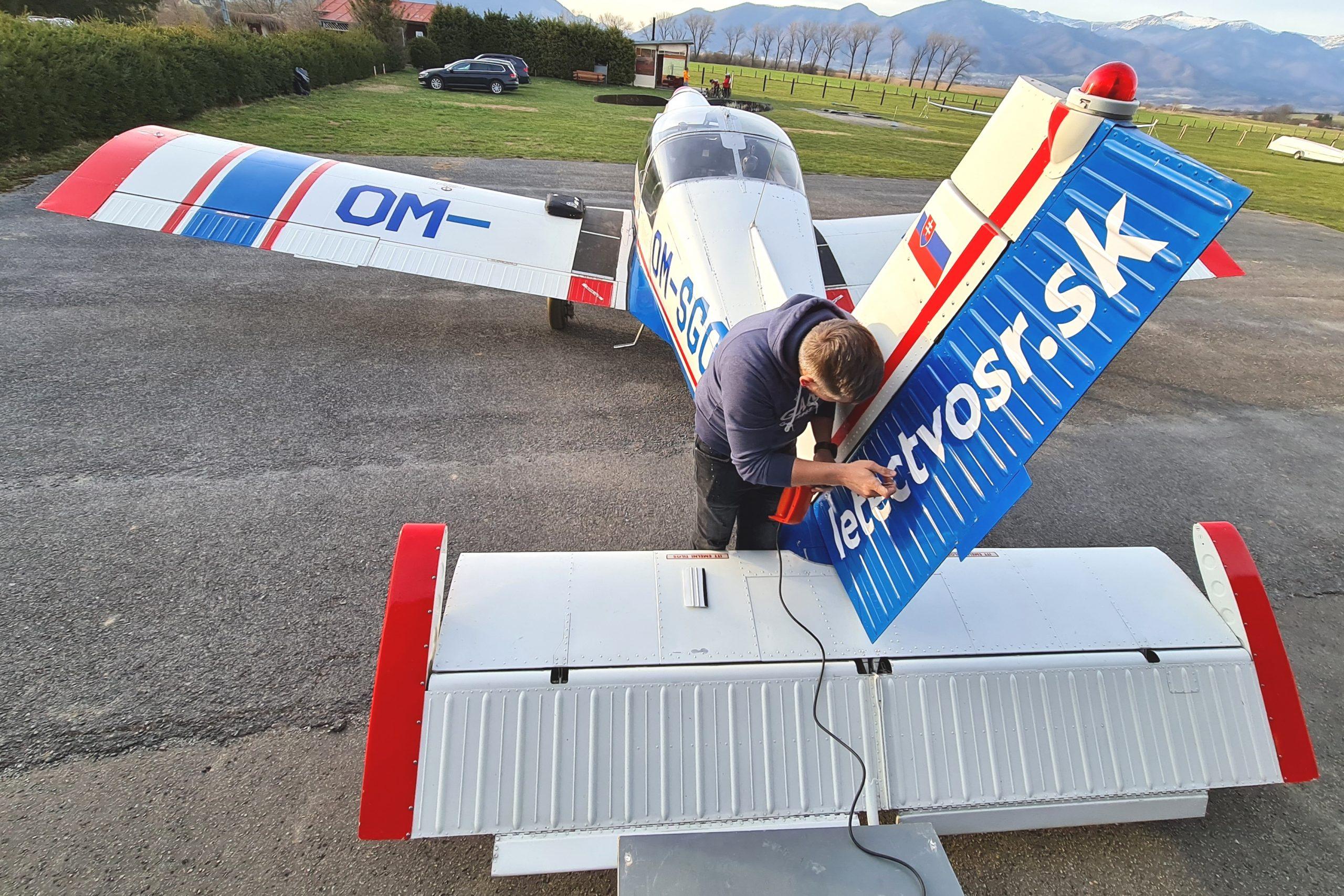 OM-SGO - Private Zlín Aircraft Z-142, SGC MARTIN OM-SGO