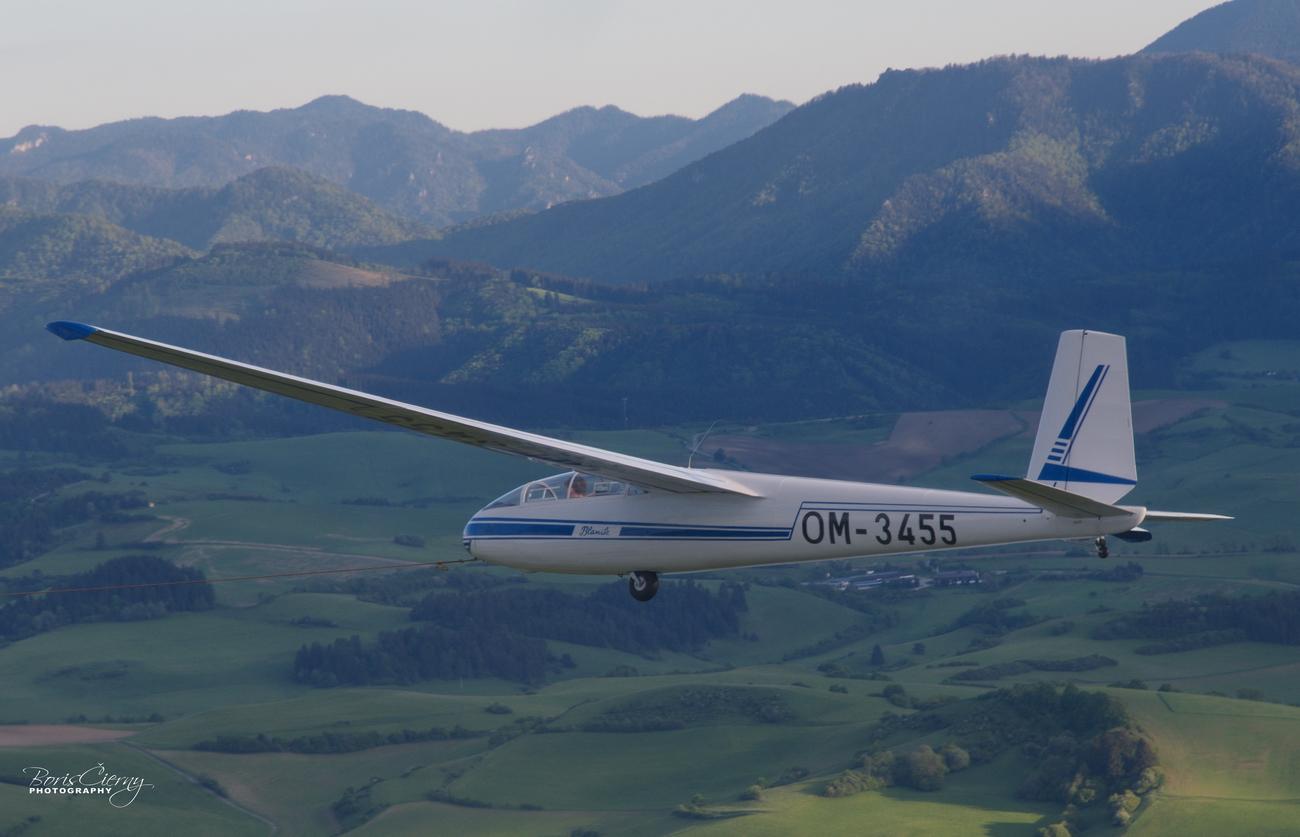 Blaník, OM-3455, Aeroklub Martin