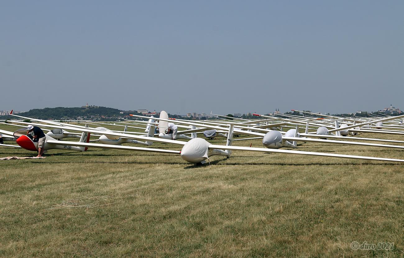 PMSR, PMSRj 2021, Letisko Nitra